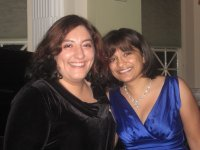 Pamela Diaz and Nalini Singh